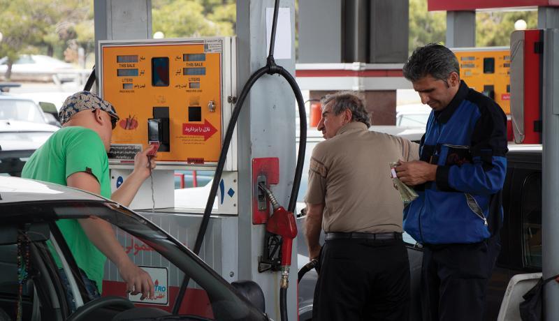ماجرای فروش سهمیه سوخت در پمپ بنزین ها