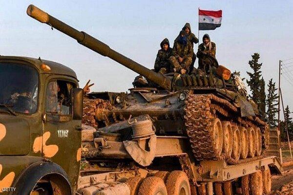 ارتش سوریه عملیات پاکسازی منطقه البادیه را شروع کرد