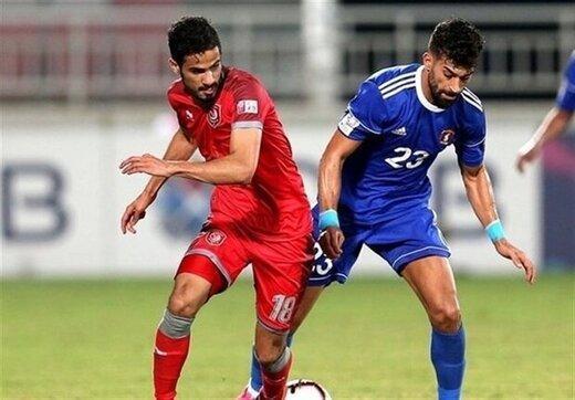 رضاییان در تیم منتخب هفته لیگ ستارگان قطر