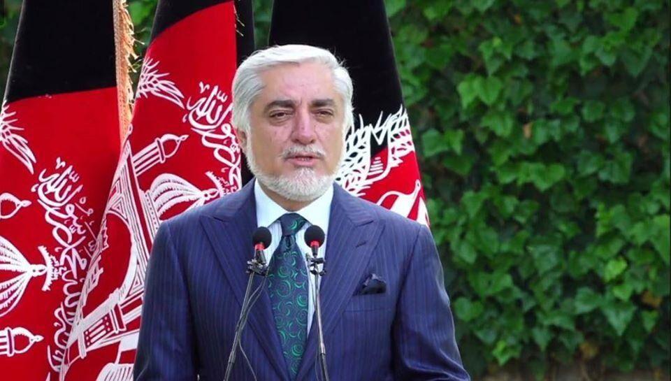 عبدالله از آمادگی مذاکره کنندگان با طالبان گفت