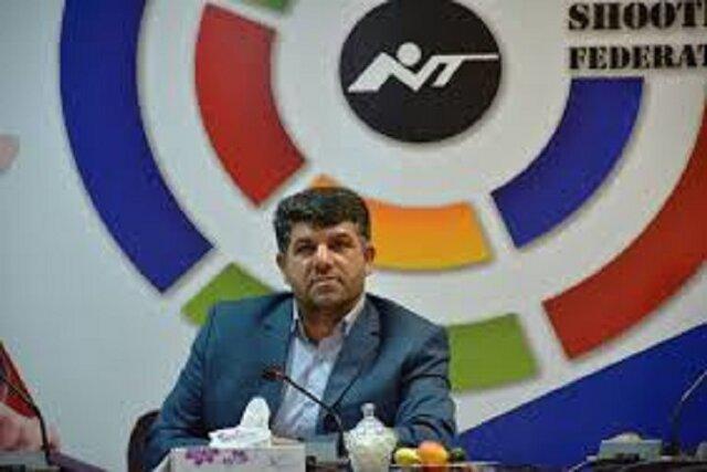 قول رئیس فدراسیون تیراندازی برای اعطای 2 تفنگ دولول مسابقه ای به ورزشکاران بجنوردی
