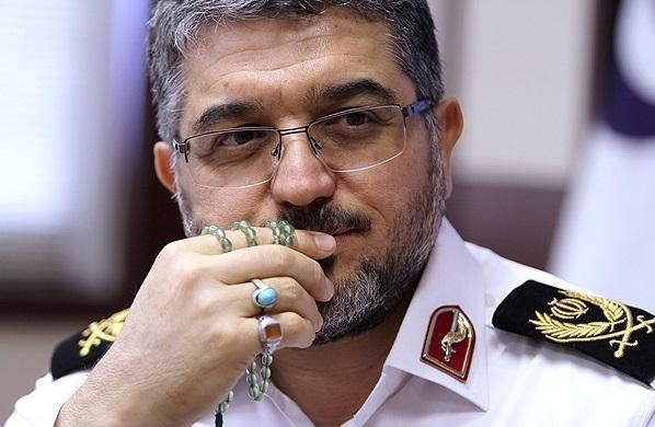 سردار حسینی جانشین رئیس پلیس راهور ناجا می گردد