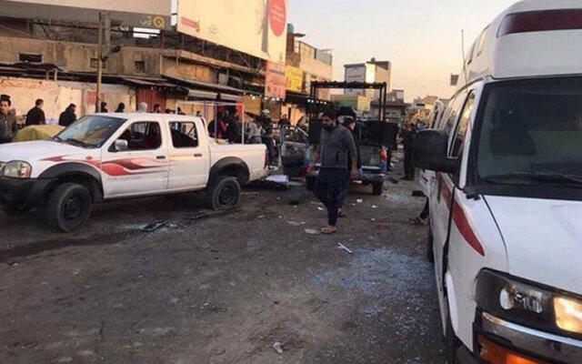 پنج زخمی در پی وقوع انفجار در مرکز بغداد