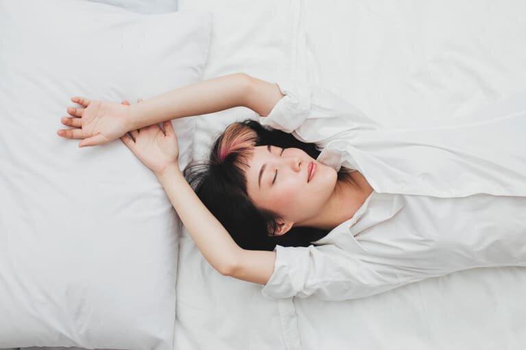 چطور با وجود تنش و اضطراب بخوابیم؟