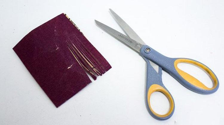 راه های تیز کردن قیچی در خانه