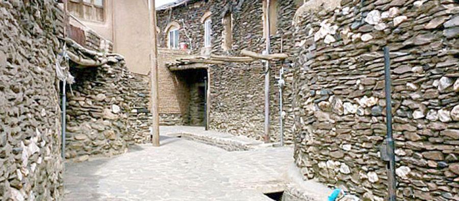 روستای ورکانه : آدرس روستای چشمه قل قل کجاست ؟