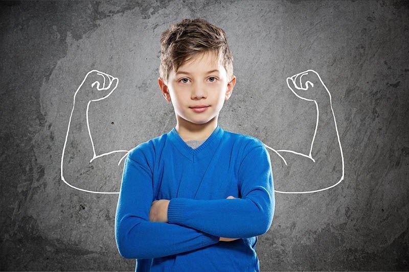 10 روش برای افزایش اعتماد به نفس بچه ها