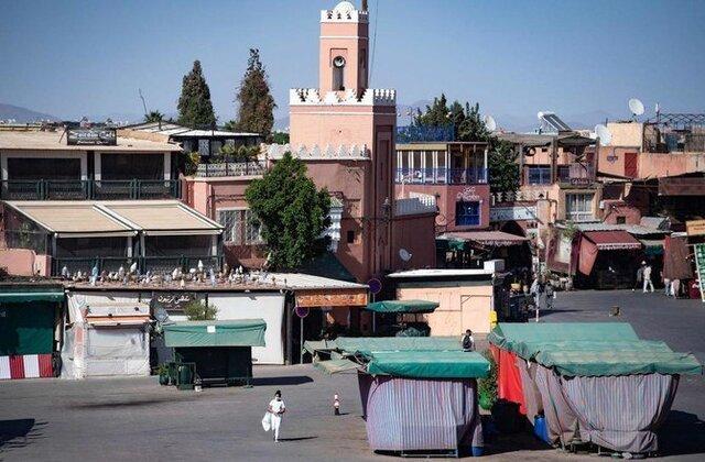 مراکش درحال خفه شدن است، بحران کرونا