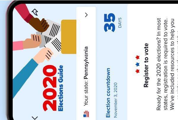 تیک تاک با اخبار جعلی انتخاباتی در آمریکا مقابله می کند