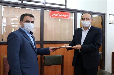 انتصاب سرپرست مدیریت امور آموزشی دانشگاه مازندران