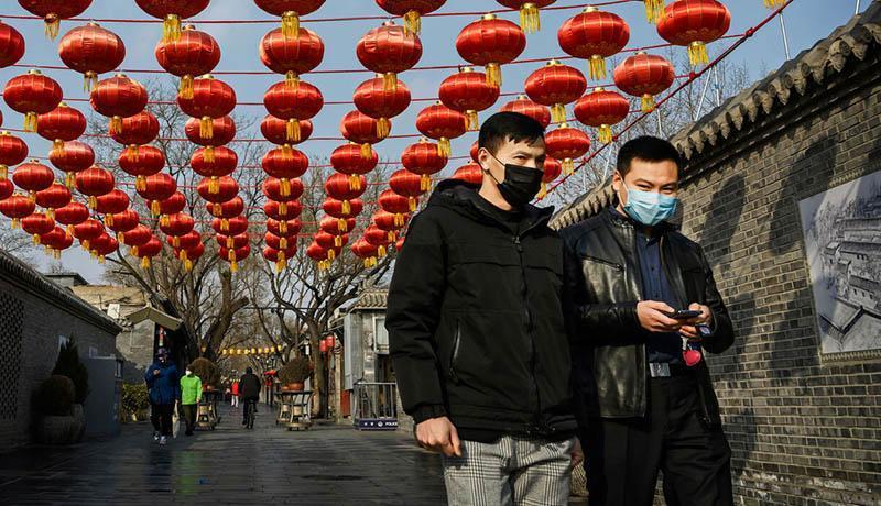 چین، برنده مالی دوران کرونا