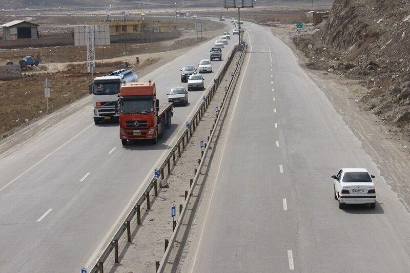 خبرنگاران ترافیک در محورهای شرق استان تهران با همراهی مردم روان است