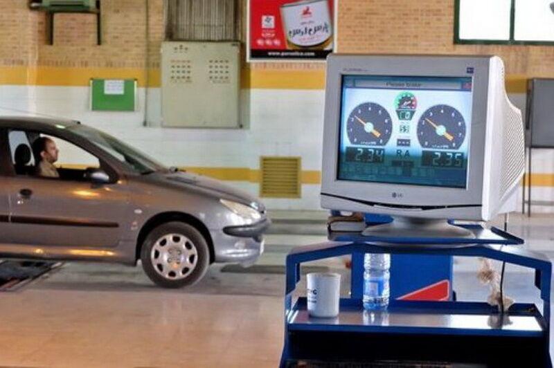 خبرنگاران آخرین آمار از اجرای آزمون صوت در مراکز معاینه فنی تهران