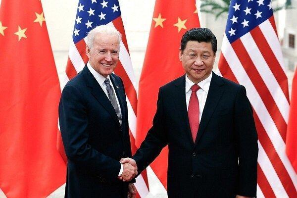 رئیس جمهور چین پیروزی بایدن را به وی تبریک گفت