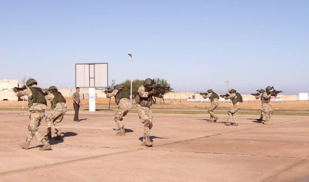 آموزش نظامیان ترکیه به نظامیان دولت وفاق ملی لیبی