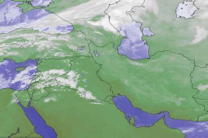خبرنگاران پبش بینی هواشناسی از جاری شدن سیل و ریزش برف در اصفهان