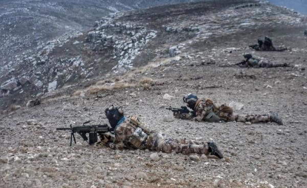 هلاکت 12 تروریست داعشی در عملیات نیرو های امنیتی عراق