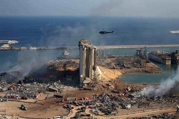رابطه مشکوک یک شرکت انگلیسی با انفجار بیروت