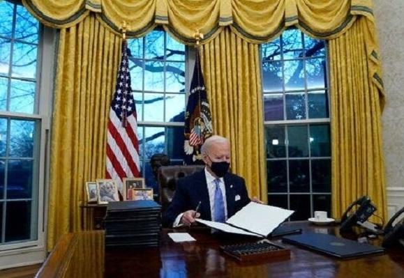 برنامه هفته دوم کاری بایدن در کاخ سفید اعلام شد