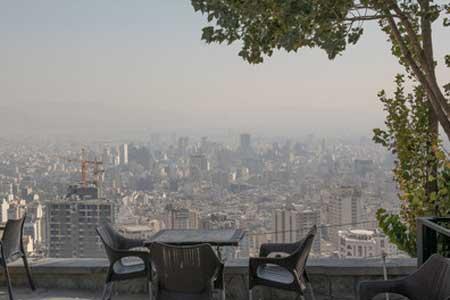 غلظت آلاینده دی اکسید گوگرد در برخی نقاط تهران تا 50 درصد بیشتر شده است