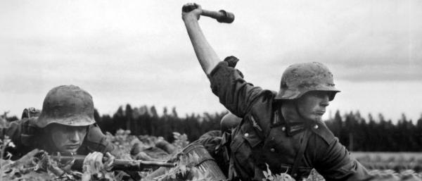 عکس های دیده نشده از جنگ جهانی دوم
