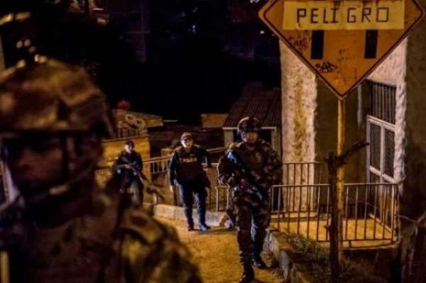 هشدار کوبا به کلمبیا درباره حمله احتمالی از سوی یک گروه چپ گرا