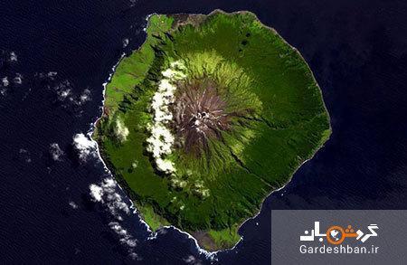 جزیره تریستان دا کونا؛دورترین نقطه مسکونی در دنیا، عکس