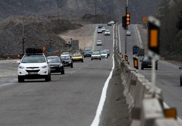 افزایش 6.3 درصدی تردد جاده ای در 24 ساعت گذشته