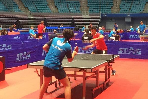 پینگ پنگ باز ایران به دور دوم مسابقات جهانی صعود کرد