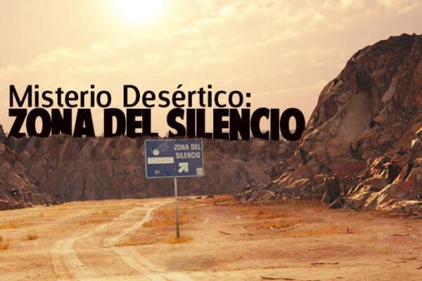 سکوت اسرار آمیز یک بیابان در مکزیک