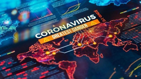 آخرین آمار کرونا در دنیا؛ ابتلای بیش از 181 میلیون نفر به کووید-19
