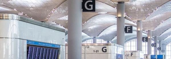 افزایش تردد در فرودگاه استانبول با شروع تعطیلات 9 روزه عید فطر