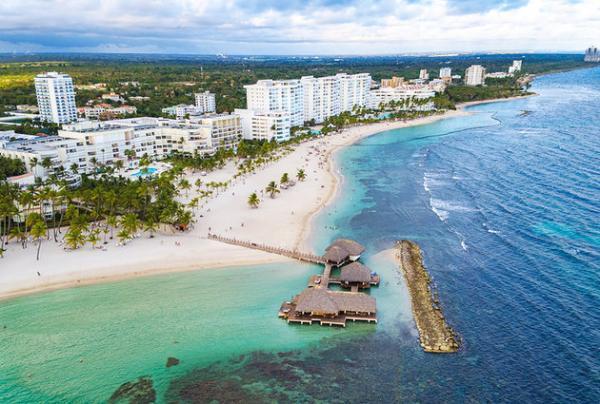 بهترین سواحل جمهوری دومینیکن