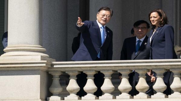 خلع سلاح هسته ای کره شمالی؛ محور اصلی ملاقات بایدن با رییس جمهور کره جنوبی