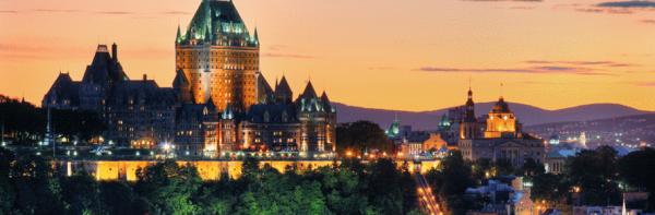 شهر کبک به نام بهترین مقصد گردشگری برای سفر به کانادا انتخاب شد