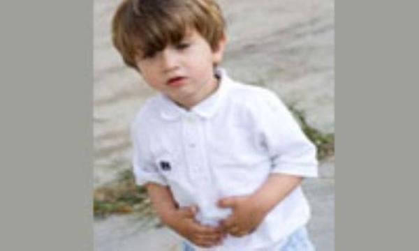 دل درد بچه های زیر 2 سال